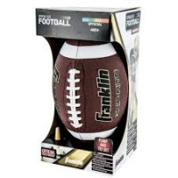 Official-Grip-Rite Pump And Tee Football Set