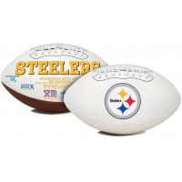 Pittsburgh Steelers Football Full Size Embroidered