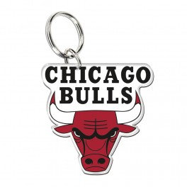 CHICAGO BULLS PREMIUM ACRYLIC KEY RING